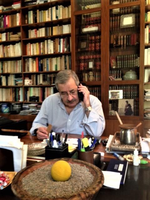 """Charbel Nahas, fondateur de """"Citoyens, citoyennes dans l'État"""""""